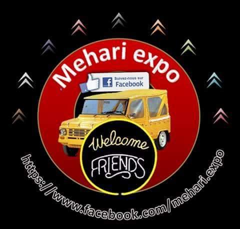 mehari expo ami vriend friends